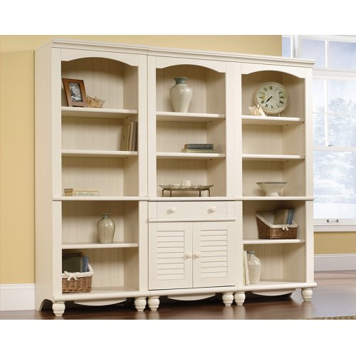 Library/Bookcase With Doors