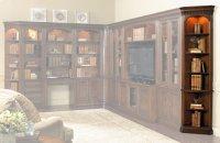 Home Office European Renaissance II Wall End Unit L/R Product Image