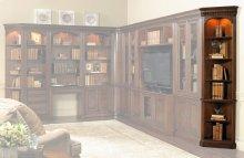 Home Office European Renaissance II Wall End Unit L/R