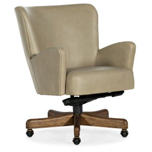 Hooker FurnitureHome Office Eva Executive Swivel Tilt Chair