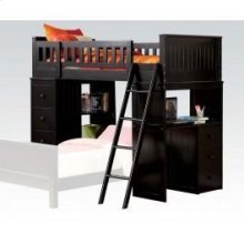 Kit-black Loft Bed