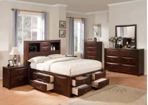 Manhattan California King Bed