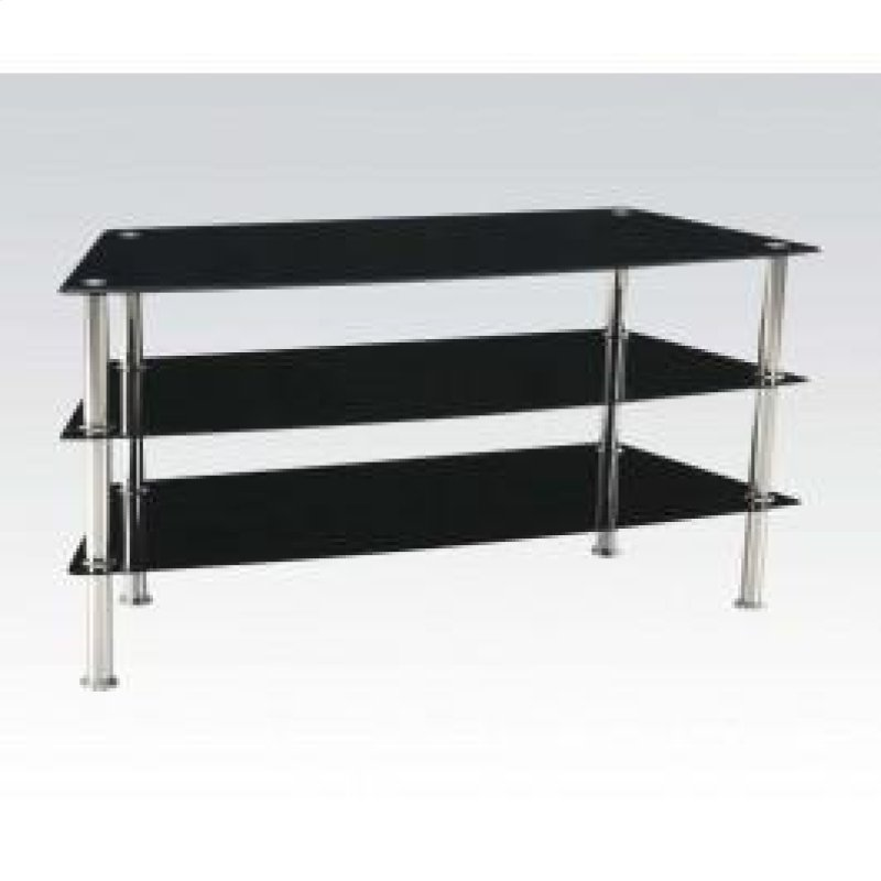 Glass And Metal Tv Stand | Home design ideas