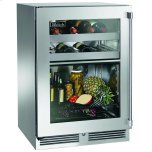 "PERLICK24"" Dual-Zone Refrigerator/Wine Reserve"