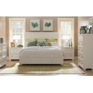 LEGACY CLASSIC FURNITUREWillow Creek Panel Bed, Queen 5/0