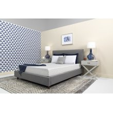"Conform - Essentials Collection - 8"" Memory Foam - Mattress In A Box - Cal King"