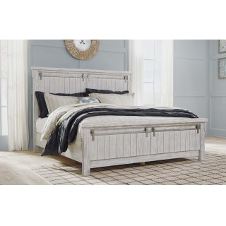 Brashland King Bed