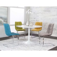 Tina/rafina 5pc Dining Set