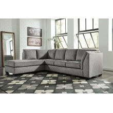 Belcastel - Ash 2 Piece Sectional