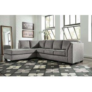 Ashley Furniture Belcastel - Ash 2 Piece Sectional