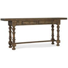 Living Room Bluewind Flip-Top Console Table