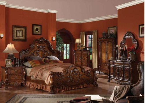 Kit- Dresden Cal. King Bed