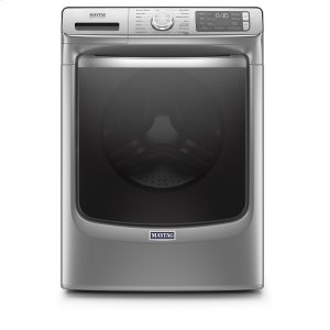 Smart Front Load Washer with Extra Power and 24-Hr Fresh Hold® option - 5.0 cu. ft. -
