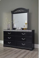 Constellations - Black 2 Piece Bedroom Set Product Image