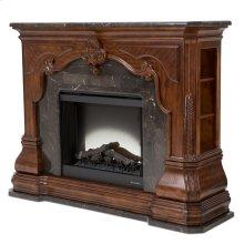 Fireplace W/electric Insert