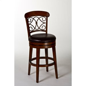 Hillsdale FurnitureBergamo Swivel Bar Stool