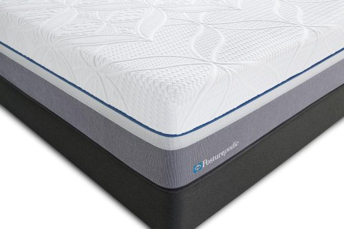 Posturepedic Premier Hybrid Series - Silver - Plush - King