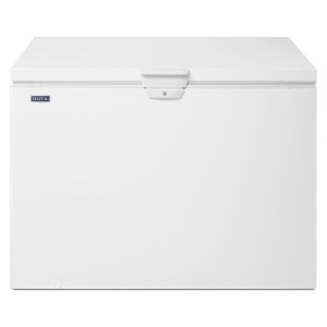 Maytag15 cu. ft. Chest Freezer with Door Lock White