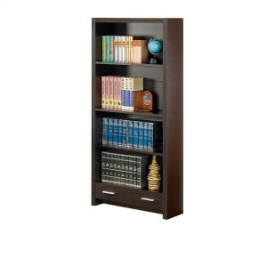 CoasterSkylar Contemporary Cappuccino Bookcase