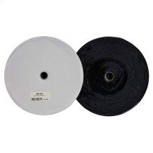 Black Loop - 1 Inch x 25 Yards