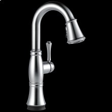 Arctic Stainless Single Handle Pull-Down Bar / Prep Faucet with Touch 2 O ® Technology