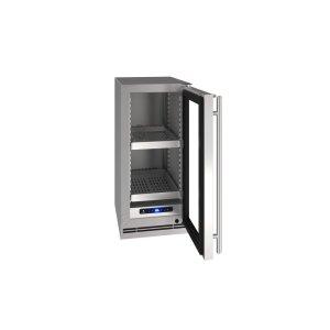 "U-Line15"" Refrigerator With Stainless Solid Finish (115 V/ 60 Hz Volts / 60 Hz Hz)"