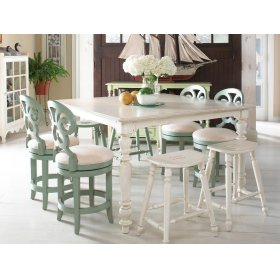 High-Low Dining Table