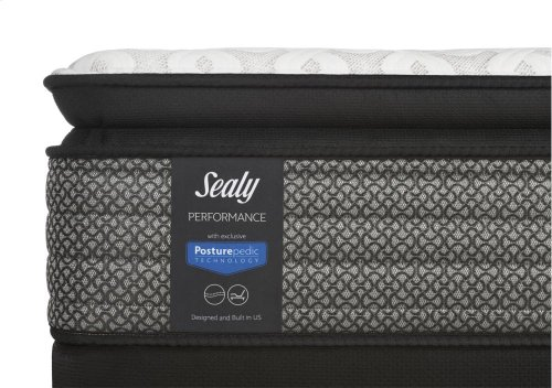 Response - Performance Collection - H1 - Plush - Euro Pillow Top - Full
