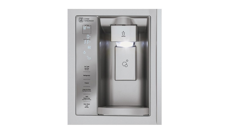 LFXS24623SLG Appliances 24 2 cu  ft  French Door