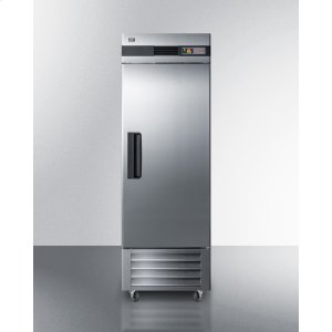 Summit23 CU.FT. Commercial Reach-in All-freezer In Complete Stainless Steel
