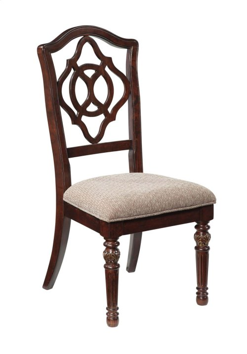 LEAHLYN - REDDISH BROWN COLLECTION - Table and Chair Package