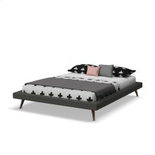 Maikki Cosmopolitan Upholstered Bed - King