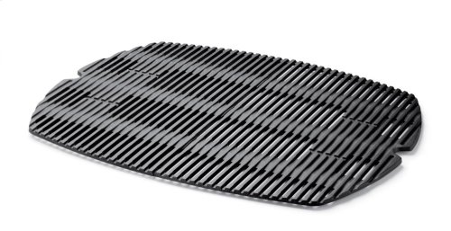 Porcelain-Enameled, Cast-Iron Cooking Grate