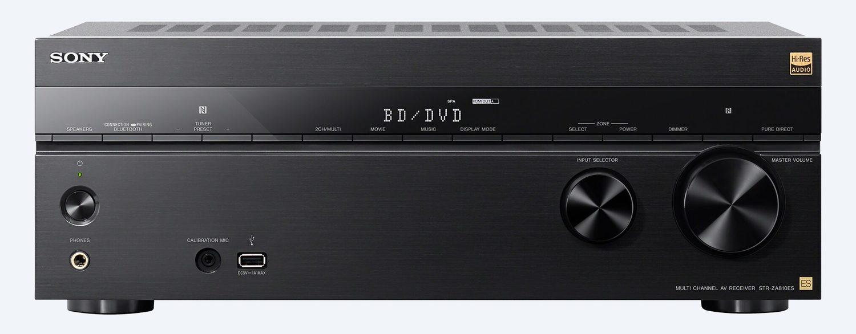 Sony7.2ch Av Receiver For Custom Installation  Str-Za810es