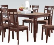 CHERRY 5PC PK DINING SET Product Image