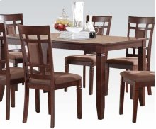 CHERRY 5PC PK DINING SET