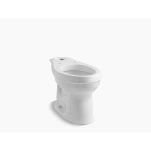 Almond Comfort Height Two-piece Elongated 1.28 Gpf Toilet With Aquapiston Flushing Technology and Right-hand Trip Lever, Seat Not Included