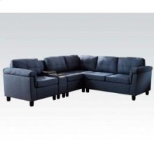 Cleavon Blue Sectional