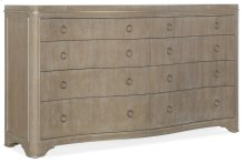 Bedroom Modern Romance Eight-Drawer Dresser