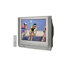 "27"" diagonal Triple Play TV/DVD/VCR Combination"