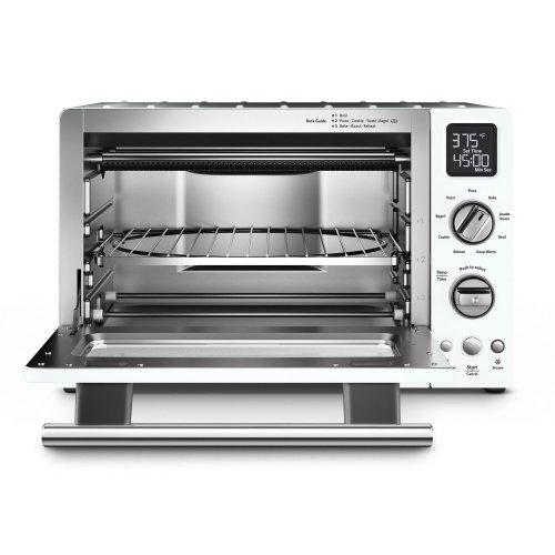 "12"" Convection Digital Countertop Oven White"