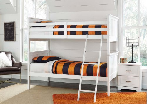 Twin Size Bunk Bed