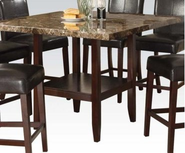 3PC PK COUNTER H. DINING SET