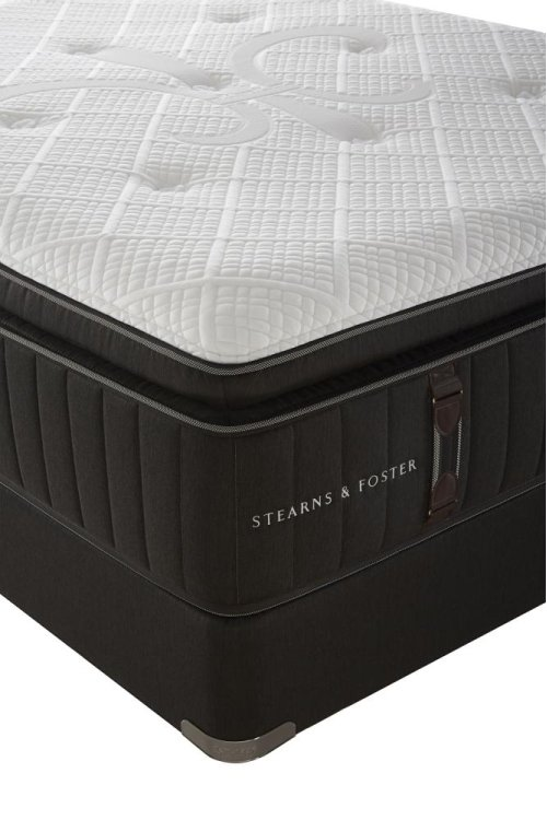 Reserve Collection - No. 2 - Euro Pillow Top - Cushion Firm - Queen