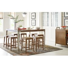 Hygge by Rachael Ray Pub Table