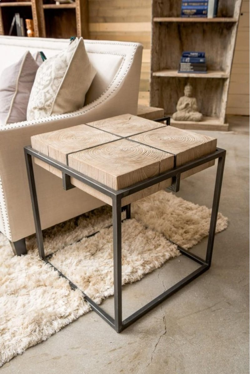 In By Classic Home In Edmond OK Cooper End Table - Cooper end table