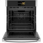 """GE Profile 27"""" Smart Built-In Convection Single Wall Oven"""