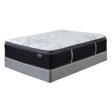 Queen Mattress Set-Manhattan Firm Pillowtop