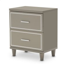 Nightstand Dove Gray