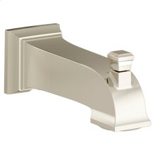 Town Square S Slip-On Diverter Tub Spout  American Standard - Polished Nickel